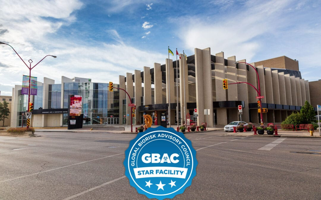 TCU Place Achieves GBAC STAR™ Accreditation