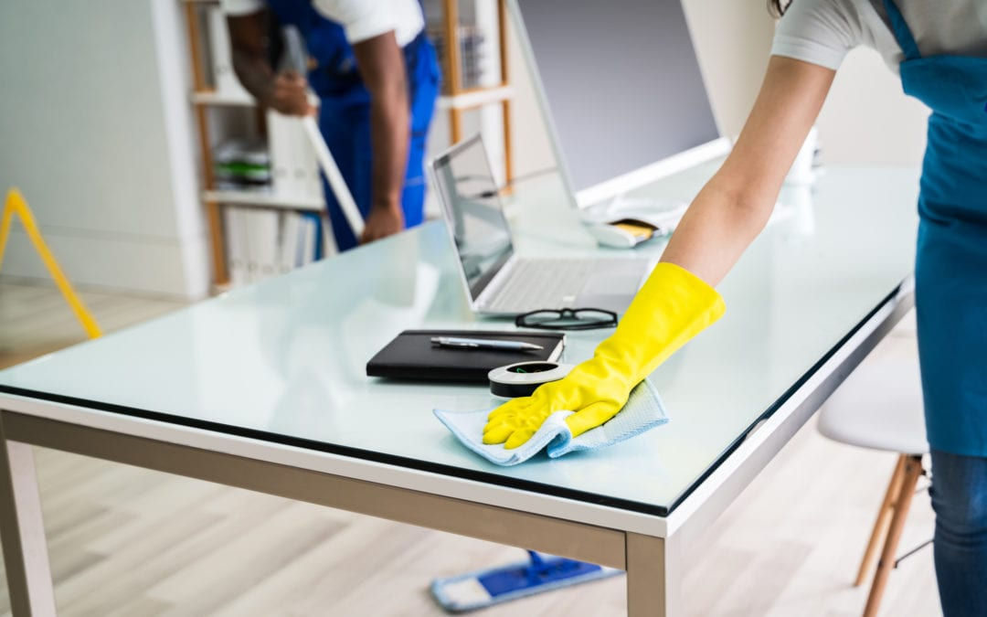 Tips: The process for hiring a office cleaning company in Bloomington