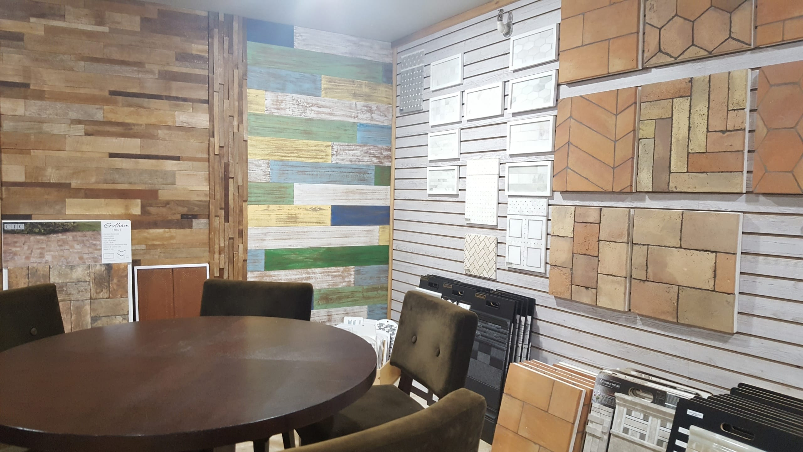 Our Showroom View 1 - Sarisand Tile