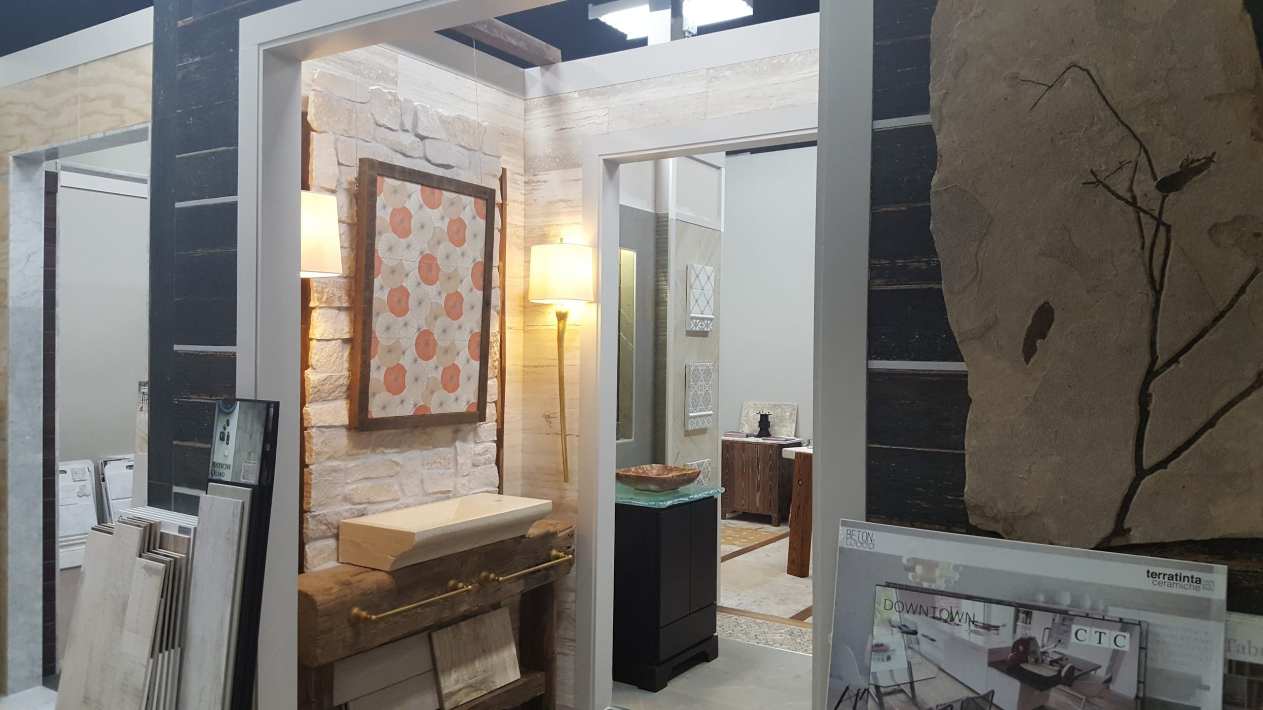 Our Showroom View 2- Sarisand Tile